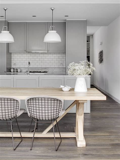 pale grey kitchen cabinets lamb blonde room love grey kitchens