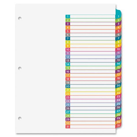 avery ready index tabs template pictures to pin on