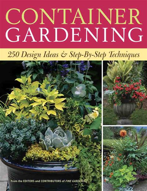 books on container gardening garden books 171 the laptop gardener