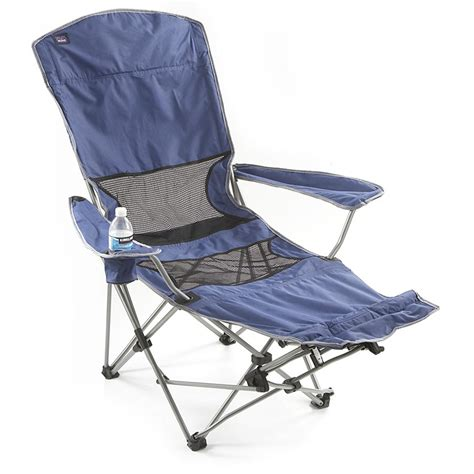 sports recliner chairs mac sports reclining mesh lounger 155748 chairs at