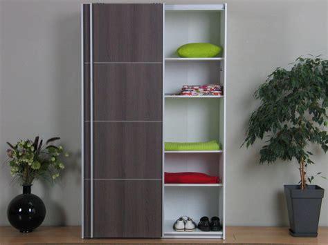 schrank schlafzimmer schiebetüren farbgestaltung wohnzimmer braun