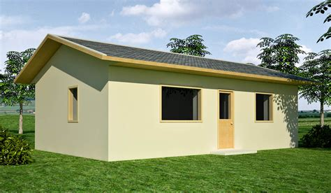One Bedroom House by One Bedroom Earthbag House Plans