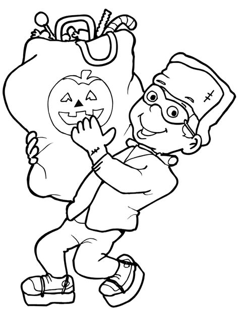 halloween coloring pages z31 coloring page