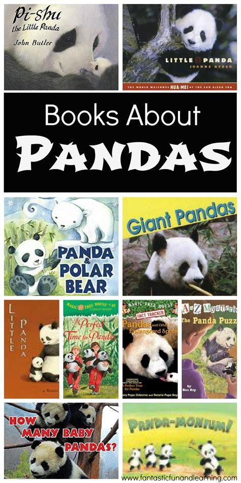 panda picture book panda books