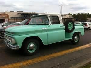 1962 chevy half ton at n central market atx car