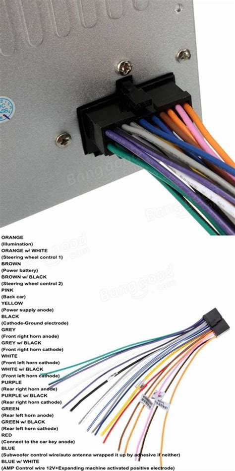 xo vision car stereo wiring diagram htc car stereo wiring