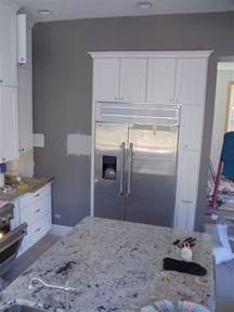 Kitchen White Cabinets Gray Walls Kitchen Gray Walls White Cabinets For The Home