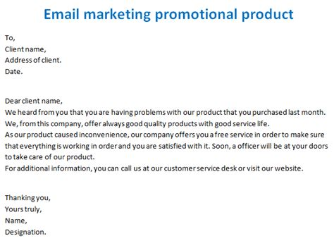 Promotional Email Templates email marketing templates email marketing promotion of
