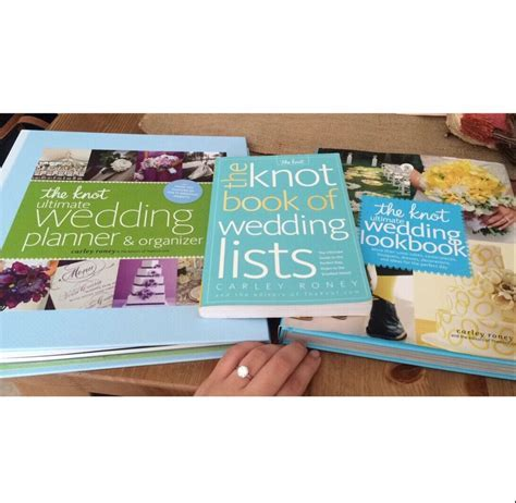 The Knot Ultimate Wedding Planner Organizer, The Knot Book