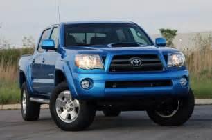 Toyota Used Trucks Used Toyota Tacoma 4x2 Trucks Information And Sale