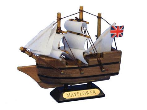 Mini Handmade Wood Model Ship - wholesale wooden mayflower model ship 4 quot model ship