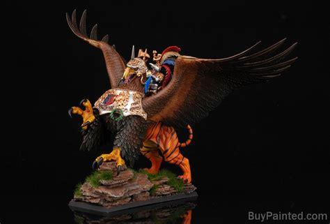 warhammer fantasy battle empire karl franz  griffon