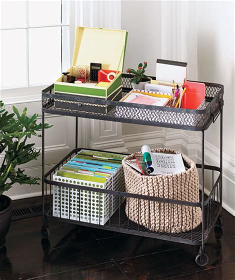 organizing your desk at home paperwork on wheels 9 decluttering secrets from