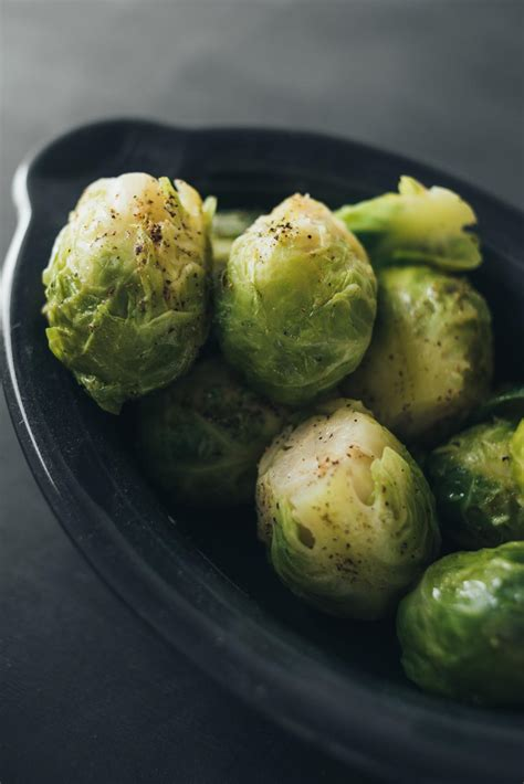 boiled brussels sprouts cookstrcom