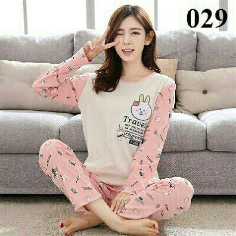Preloved Gamis Dewasa baju tidur pyjamas sleepwear dewasa fesyen wanita