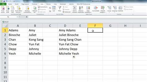 format excel last name first name how to sort excel sheet by last name viewing salesforce
