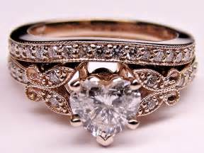 antique gold wedding rings engagement ring shape butterfly vintage