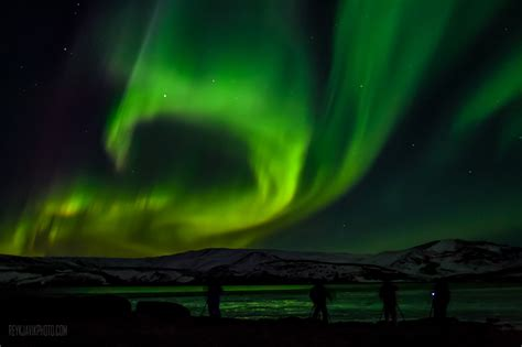 northern lights when and where northern lights minibus tour guide to iceland