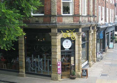 Your Bike Shed by Ten Of York S Best Bike Friendly Caf 233 S And Pubs For