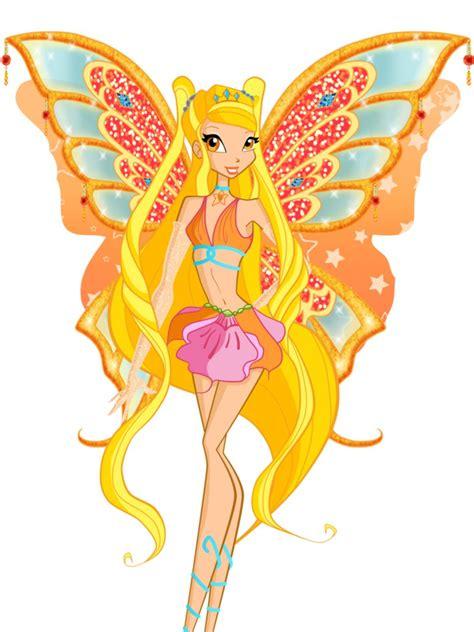believix winx club wiki stella enchantix the winx club fan 39241543 fanpop