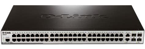 D Link Des 1210 52 48port 100mbps Managed Switch d link des 3200 52 48 port fast ethernet managed l2 switch