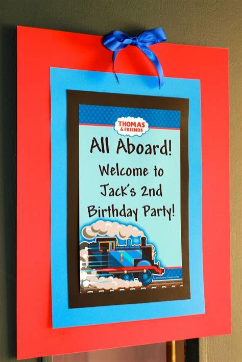 Michaels Fall Decor Choo Choo Train Birthday Party