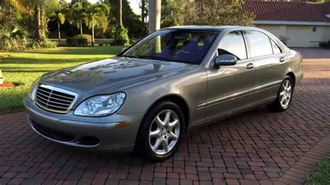 2006 mercedes benz s430 4matic sedan for sale by auto haus of naples youtube