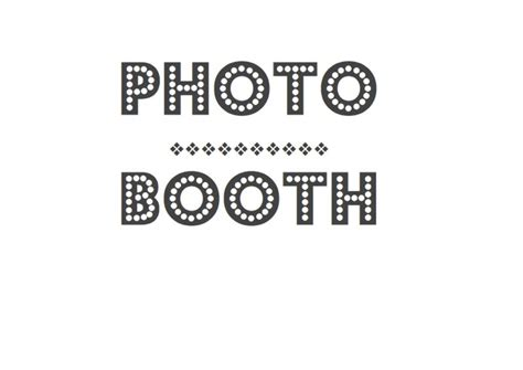 Photobooth Sign Free Printable Scrapbook Pinterest Free Printable And Wedding Free Printable Photo Booth Sign Template