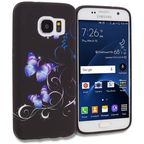 Softcase Cover Soft Casing Samsung Galaxy S7 Edge 1 for samsung galaxy s7 edge tpu design soft skin cover