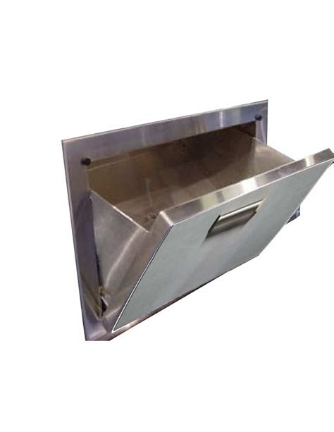 Bbq Island Drawers by Bbq Island Tilt Out Drawer 300h Series Stainless Steel