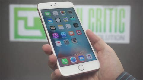 iphone 6s plus review 3d touch