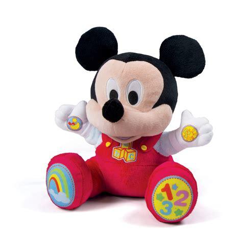 juega y aprende con juega y aprende con baby mickey clementoni