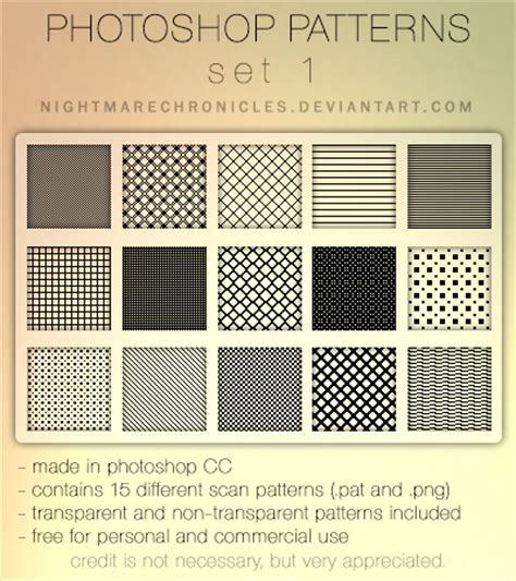 pattern maker photoshop cc 2017 photoshop pattern set 1 scan pattern by