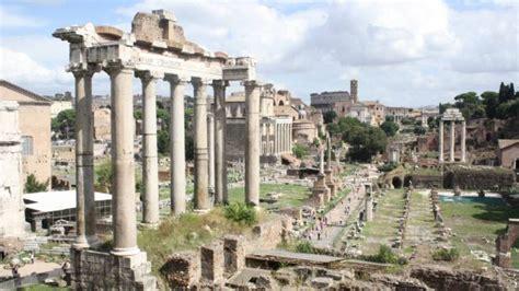 ingresso foro romano roma emergenza topi a fori e palazzo massimo chiuso
