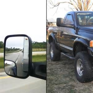dodge ram 2002 2008 towing mirrors manual a101sk3u221