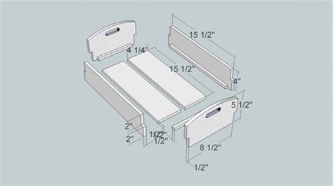 i can do that woodworking projects you can do that woodworking projects in sketchup