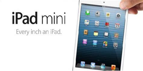 Terbaru Mini Retina Display mini gunakan retina display meluncur akhir 2013 merdeka