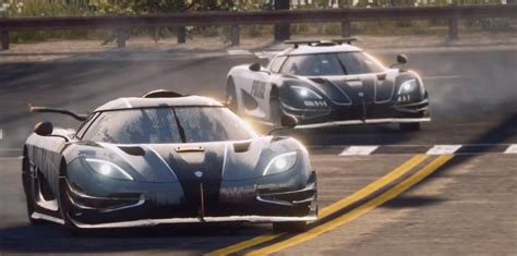koenigsegg agera r need for speed rivals koenigsegg one 1 becomes a police car in nfs rivals