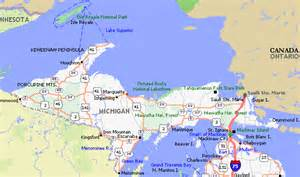 Map Of Up Michigan by Similiar Map Of Upper Peninsula Of Michigan Keywords