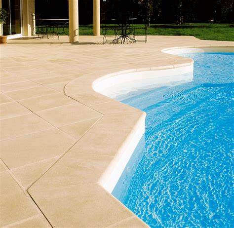 a guide to swimming pool coping stones