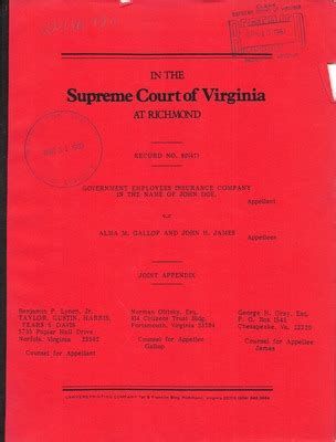 Washington Court Records By Name Virginia Supreme Court Records Volume 224 Virginia Supreme Court Records