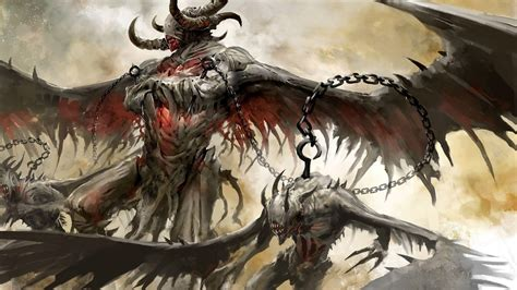 wallpaper anime demon demons wallpapers wallpaper cave