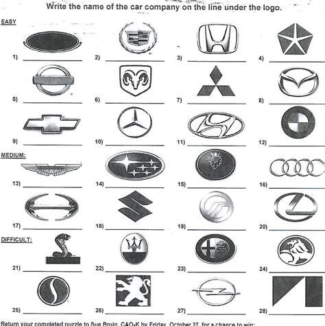 printable picture quiz logos food logos quiz answers level 5