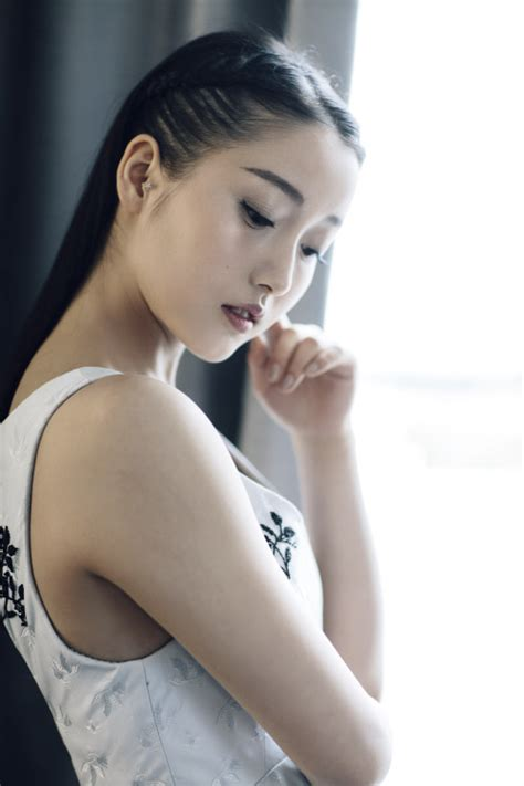 Dress Xin Xin highlights fashiondailymag xinxin jiang zhen yu at the