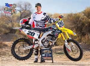 Rch Suzuki Broc Tickle Joins Roczen At Rch Suzuki Mcnews Au