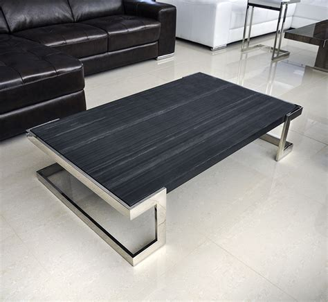 modern coffee table gemona i modern coffee table