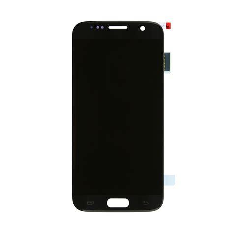 Lcd Samsung S7 Samsung Galaxy S7 Black Lcd Screen And Digitizer Fixez