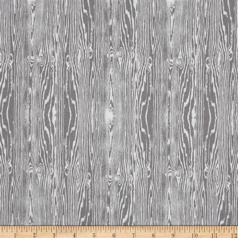 wood pattern fabric joel dewberry true colors wood grain grey discount