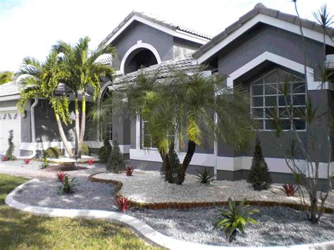 Front Yard Landscaping Ideas Florida Chapter Florida Landscaping Ideas For Front Yard Scaping South Florida Landscape Design Ideas