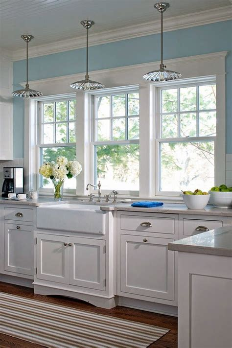 Kitchen Window Design My Kitchen Remodel Windows Flush With Counter The Inspired Room